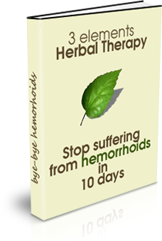 Get rid of hemorrhoids - Home Treatment of Piles